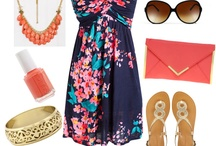 outfits / by Pamela Weith