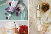 Scentsy: Skin / Be luxurious.  Indulge in evocative skincare and fragrance products composed of lavish ingredients designed to keep skin silky-soft, supple and delightfully scented.