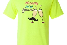 New Years T-shirts and Products