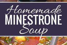 mine stoe soup home made