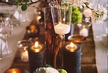 Weddings - Branchy Decor