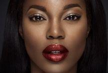 BLACK BEAUTY / make up for dark skinned girls