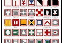 Reference : Symbols and dekals