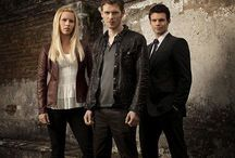 The Vampire Diaries in New Orleans / The Originals is a new series set in New Orleans Based off the popular Series The Vampire Diaries.