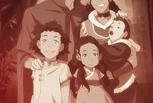 avatar childhood