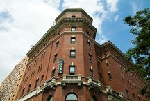 Client - The Jane / Sights and scenes from the historic boutique hotel in the West Village NYC.