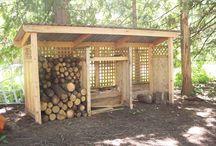 adapost lemne