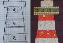 sew paper piecing