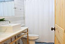 Bathroom Ideas / Wanting to update bathroom / by Beth Rutter
