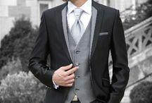 Mariage : sélection de costumes pour hommes