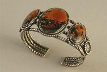 Native American Bracelets / Native American Bracelets by Liz Wallace