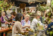 Flower Bar Classes at Branches
