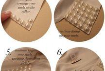 DIY fashion coller perls
