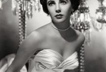 Actresses of the 50`s