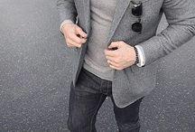 suit grey