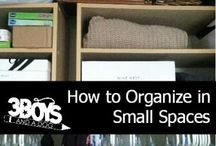 Organizing / Ways to organize