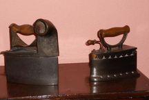 objetos antiguos decorativos