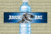 Jurassic world / Labels
