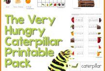 books caterpillar