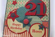 Numbered birthday