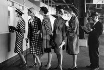 fashion of 50's