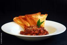 Slaná jídla - Food Styling
