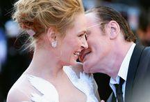 Uma Thurman &  Quentin Tarantino / Um Amor 20 anos depois...