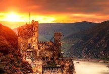 Крепости и замки.
