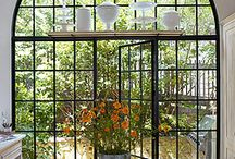 Small Pane Steel Windows