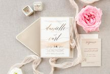 2018 Wedding Design Trends / We love these gorgeous, modern 2018 wedding design trends.