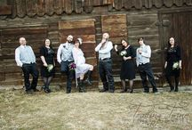 Wedding Party Photos~ Trailing Twine Photography