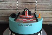 Kart-Formula Cake