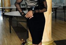 Kerry Washington aka Olivia Pope