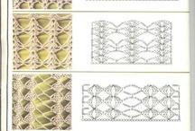Gráficos de croche