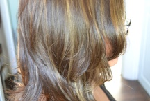 Hair and Beauty / Follow @mandys_art on Instagram for updates!  #Haircuts #colors #balayage #ombre