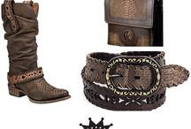 Cowgirls / Nessabel provides one of the best brands in mexican cowboy exotic leather boots.