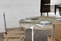 Recycling Furniture Design