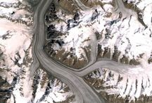 Glaciers / Frozen rivers of the Earth