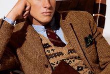 Men Winter Suits