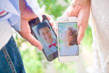携帯のポーズ