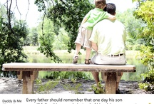Daddy & Me / A father's love is just as important to a child's development as a mother's, and sometimes more so,