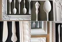 Kitchen Decor Idea - DIY / by Hannah Keller