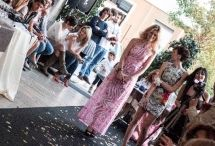 Sfilata Moda primavera estata 2014 / Sfilata di moda con abiti di Cavalli, Maison Espin, Blugirl, Guess