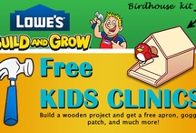free & low cost for kids / by Amy Weston