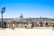 What to see in Rome. / Cosa vedere a Roma. What to see in Rome. Italy.