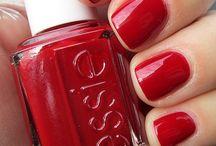My nail polishes - Essie