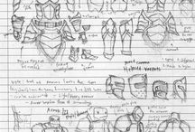 Drawing armour tips