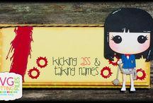 Kill Bill Mini Blog Hop