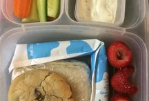 Kids Lunches I Created