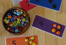 Preschool Numeracy activities and crafts